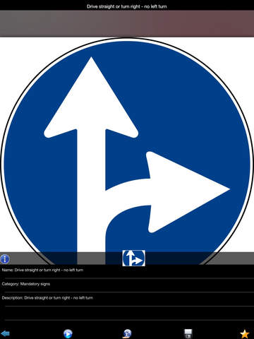 Traffic Signs Expert screenshot 9
