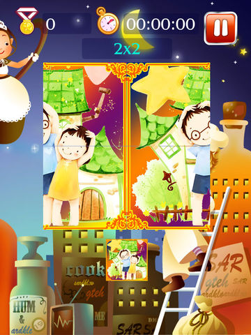 Happy home puzzle screenshot 8