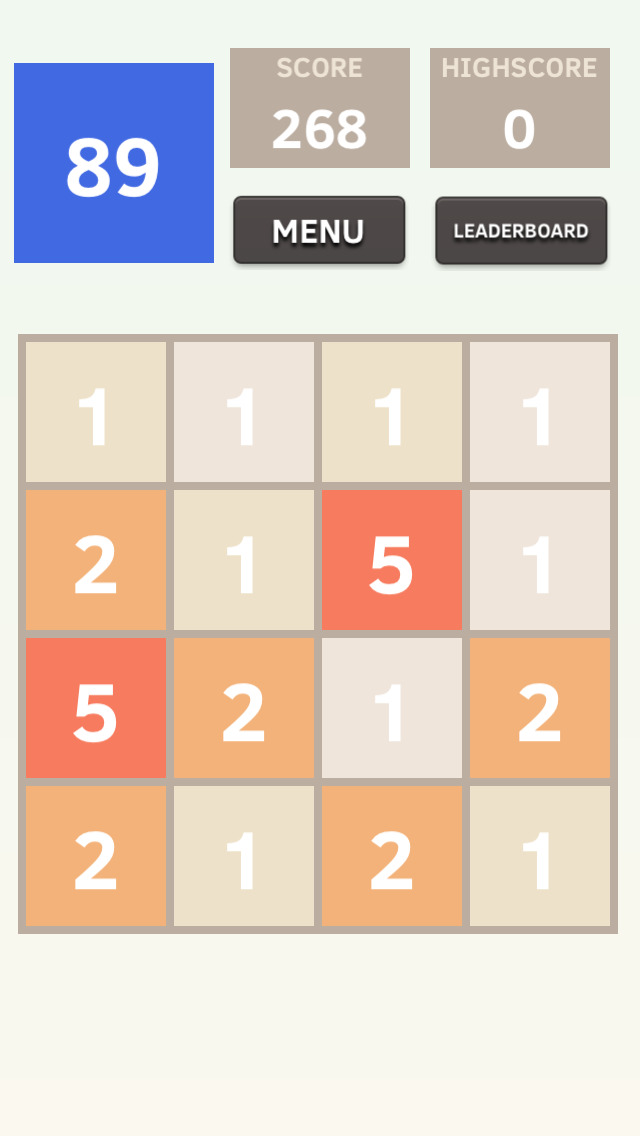 2048 Multi Game Pack screenshot 1