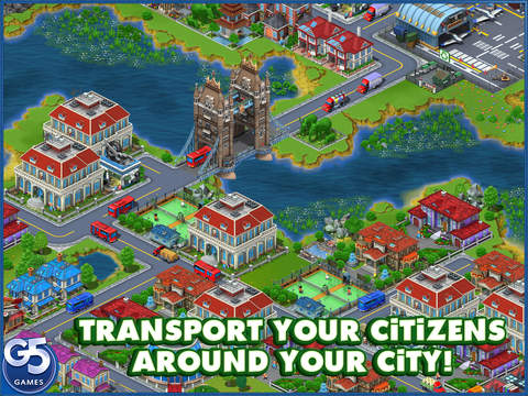 Virtual City Playground HD screenshot 5