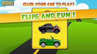 A Tiny Toy Cars Epic Hill Climb Hot Heroes Racing Game For Kids FREE screenshot 3