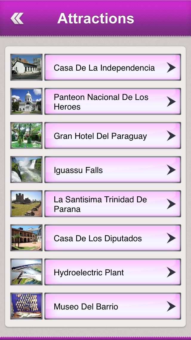 Paraguay Tourism Guide screenshot 3