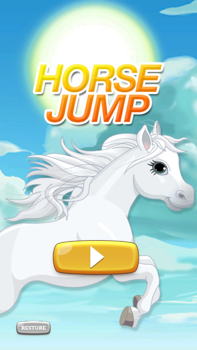 A Horse Jump Adventure Game screenshot 1