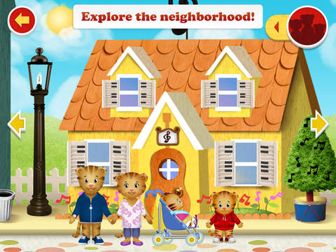 Explore Daniel's Neighborhood screenshot 6