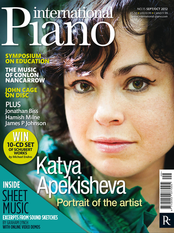 International Piano - the world's leading independent piano magazine screenshot 4