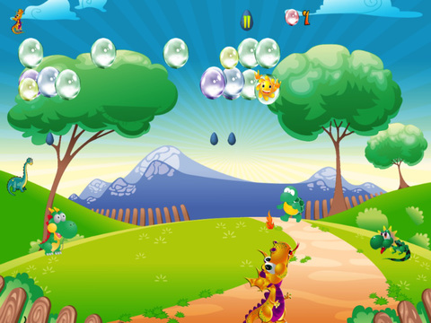 Dragon Bubble Ball screenshot 6