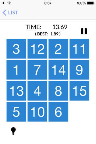 MySlidePuzzle - Enjoy your original puzzles! - - náhled