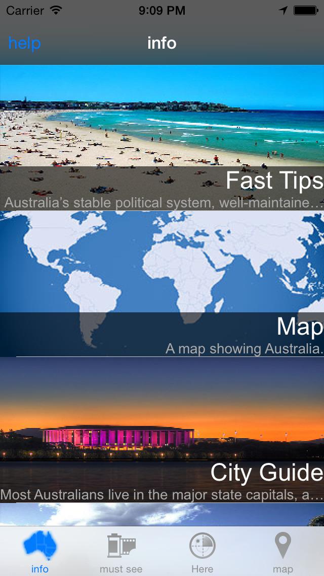 Australia - Travel Guides screenshot 3