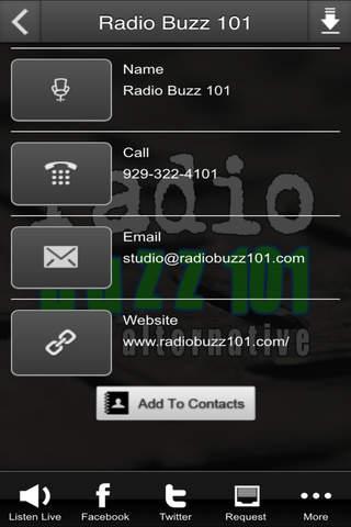 Radio Buzz 101 - náhled
