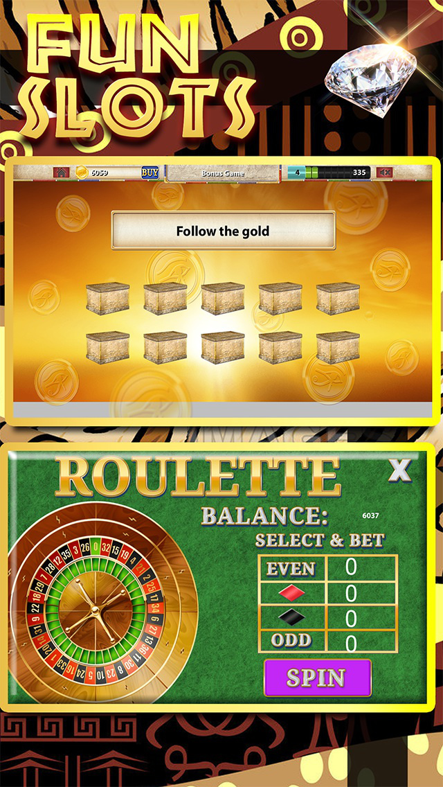 A Africa Slots of Sun 777 PRO (Kalahari Lucky Bonus Wheel Casino Game) screenshot 5