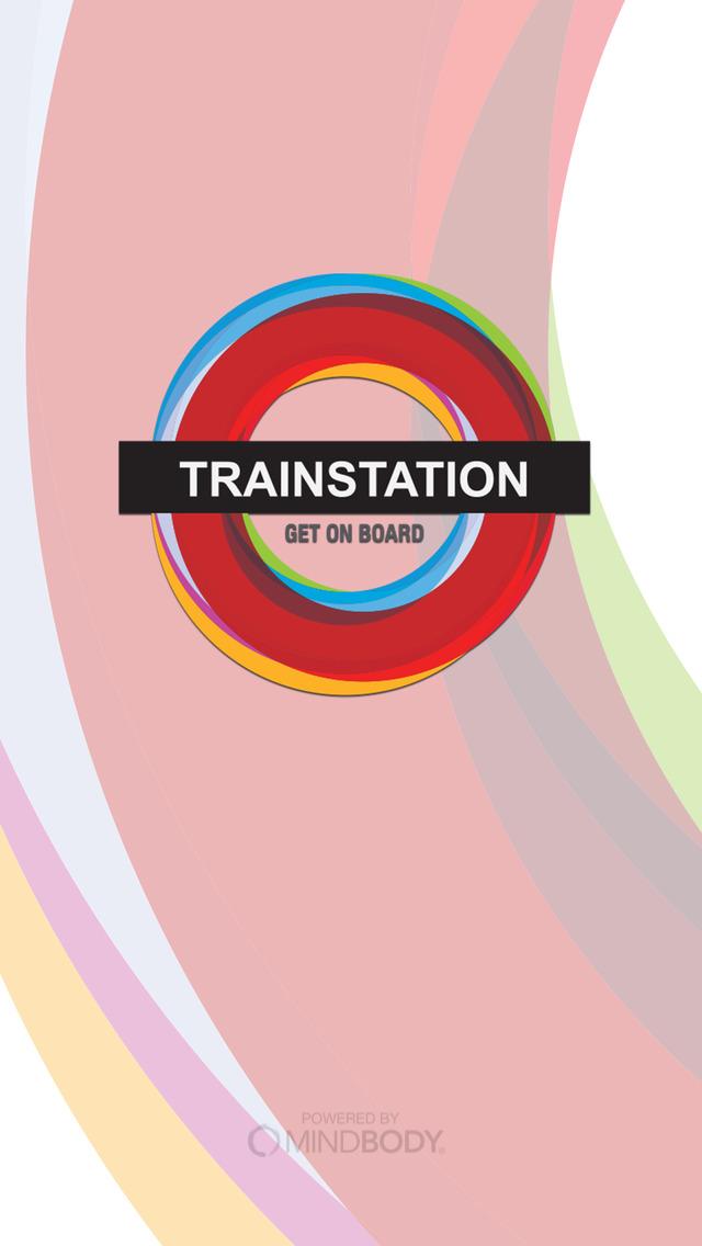 TRAINSTATION Studio screenshot #1
