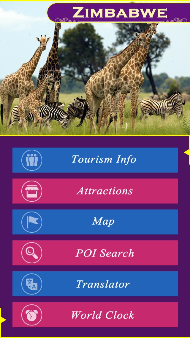 Zimbabwe Tourism Guide screenshot 2