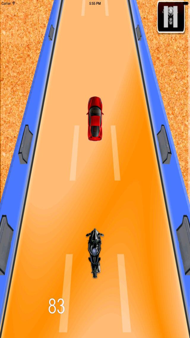 Bike Rivals Race 2 - Fun Motorcycle Extreme Racing screenshot 4