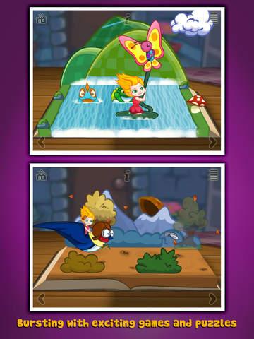 StoryToys Thumbelina screenshot 7