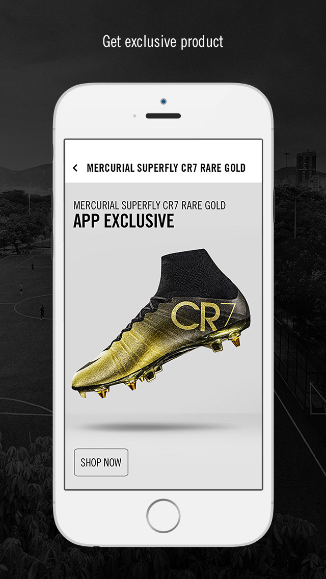 Nike Soccer – Train like a pro. Find Pickup games. Gear up. screenshot #1
