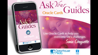 Ask Your Guides Oracle Cards - Sonia Choquette screenshot 1