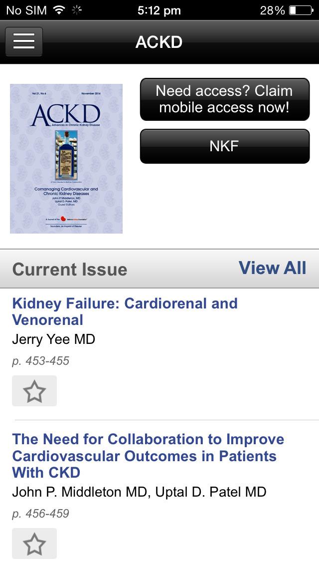ACKD Journal screenshot 5