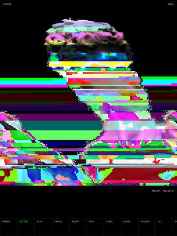 Glitché: Video, Photo, AR screenshot 6