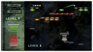 Real Blocks : Space Strike Delta Force screenshot 4