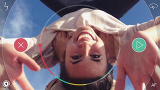 Spark Camera – capture, edit and share beautiful videos screenshot 1