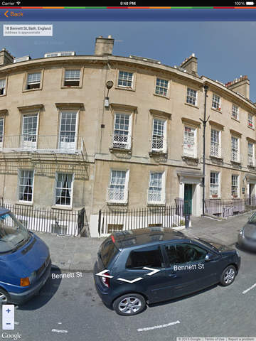 Bath Tour Guide: Best Offline Maps with Street View and Emergency Help Info screenshot 9