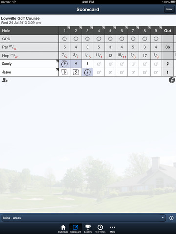Lowville Golf Club screenshot 9