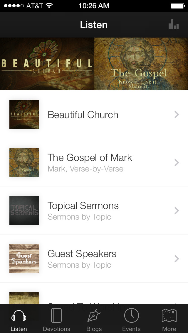 Calvary Church Valparaiso screenshot 1