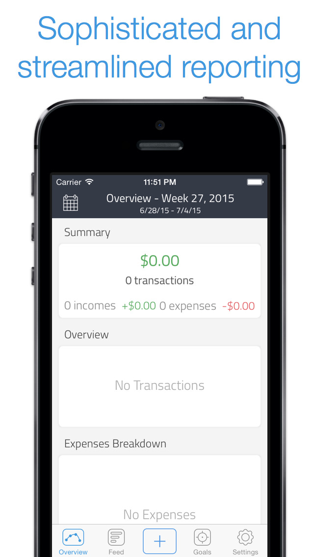 Change - Personal Finance Management screenshot 2