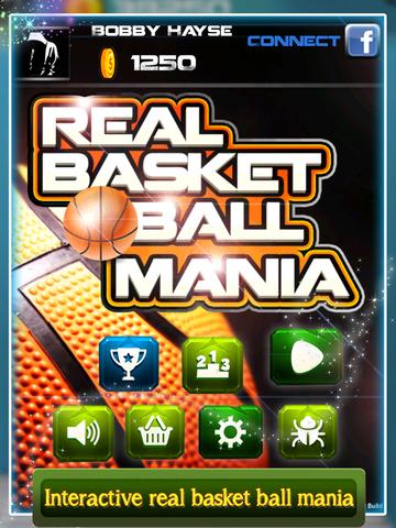 Real Basket Ball Mania screenshot 6