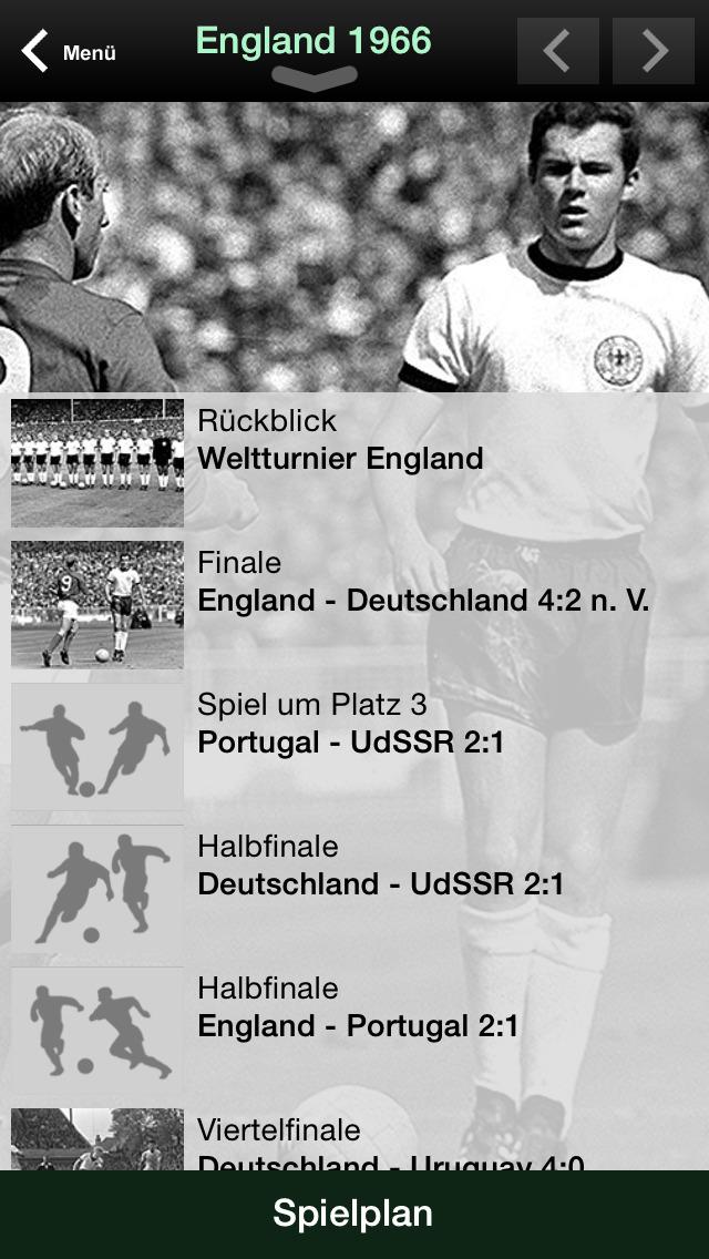 Die große Fußball-Chronik 1930 – 2018 screenshot 3