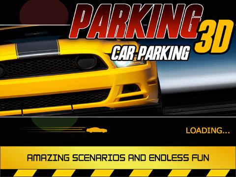 Parking 3D - Car Parking screenshot 6