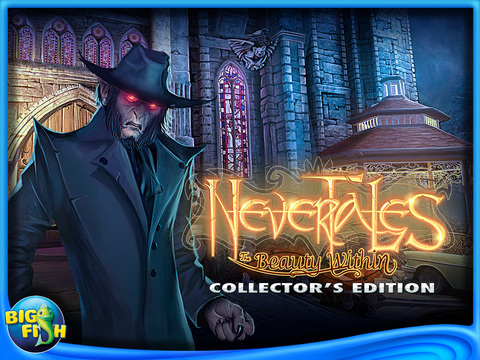 Nevertales: The Beauty Within HD - A Supernatural Mystery Game screenshot 5