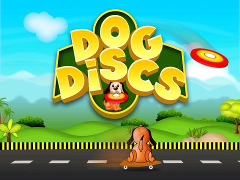 Dog Discs screenshot 5