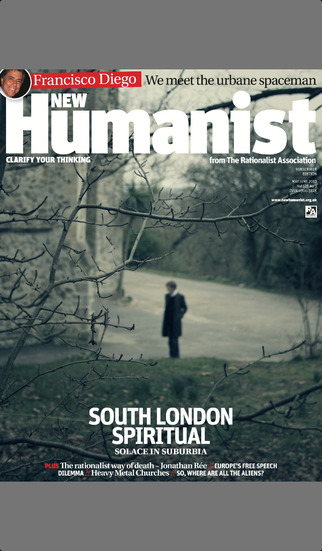 New Humanist screenshot 1