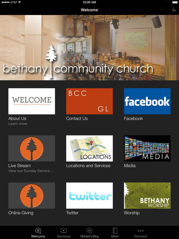 Bethany Community Church screenshot 4