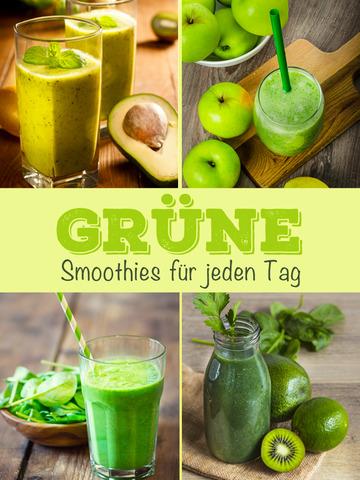Grüne Smoothies Rezepte - Lecker und gesund screenshot 10
