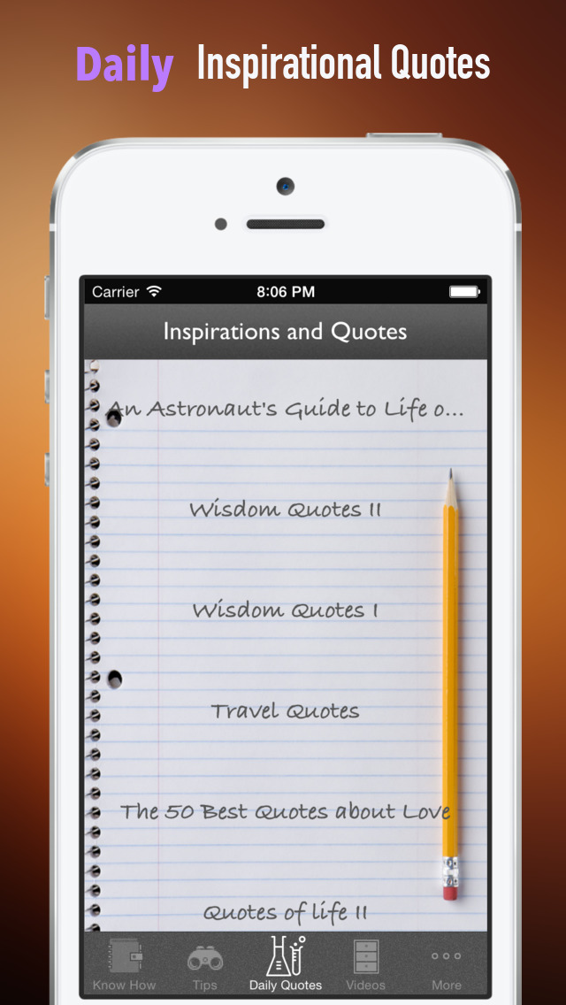 Practical Guide for An Astronaut's Guide to Life on Earth: Cards with Key Insights and Daily Inspiration screenshot 5