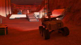 3D Mars Parking PRO - Rover Space Driving Astronaut Simulator Version screenshot 3