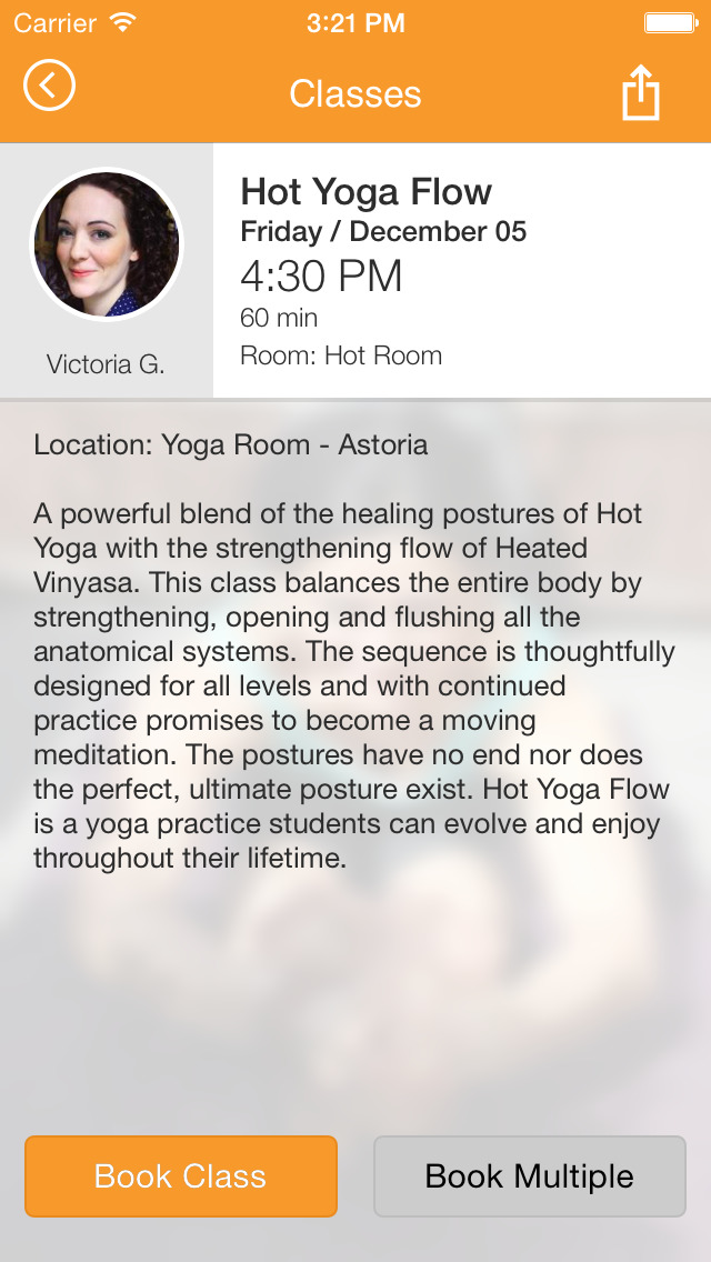 The Yoga Room screenshot #4