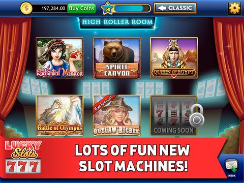 Lucky Slots: Vegas Casino screenshot 7