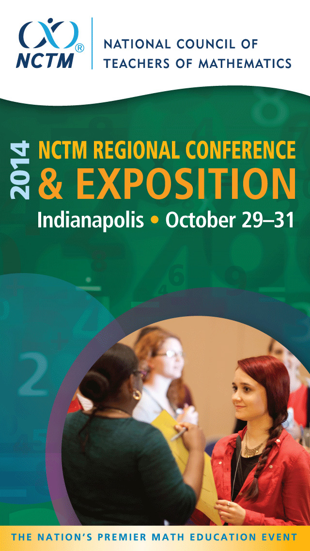 NCTM 2014 Indianapolis screenshot 1