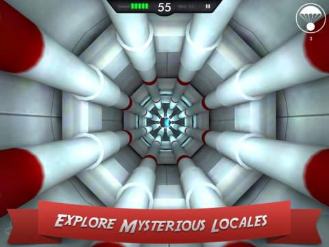 The Tunnel - An Endless Fall screenshot 7