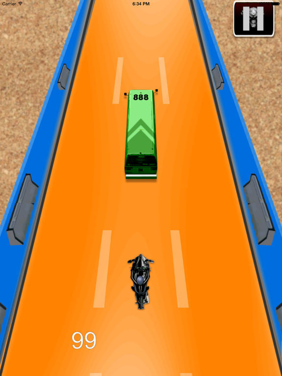 Advance Bike Race Pro - Motorcycle Chase screenshot 9