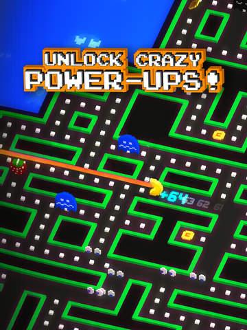 PAC-MAN 256 - Endless Arcade Maze screenshot 9