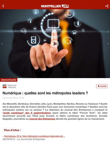 Montpellier Live : Toute l'actu de Montpellier screenshot 8