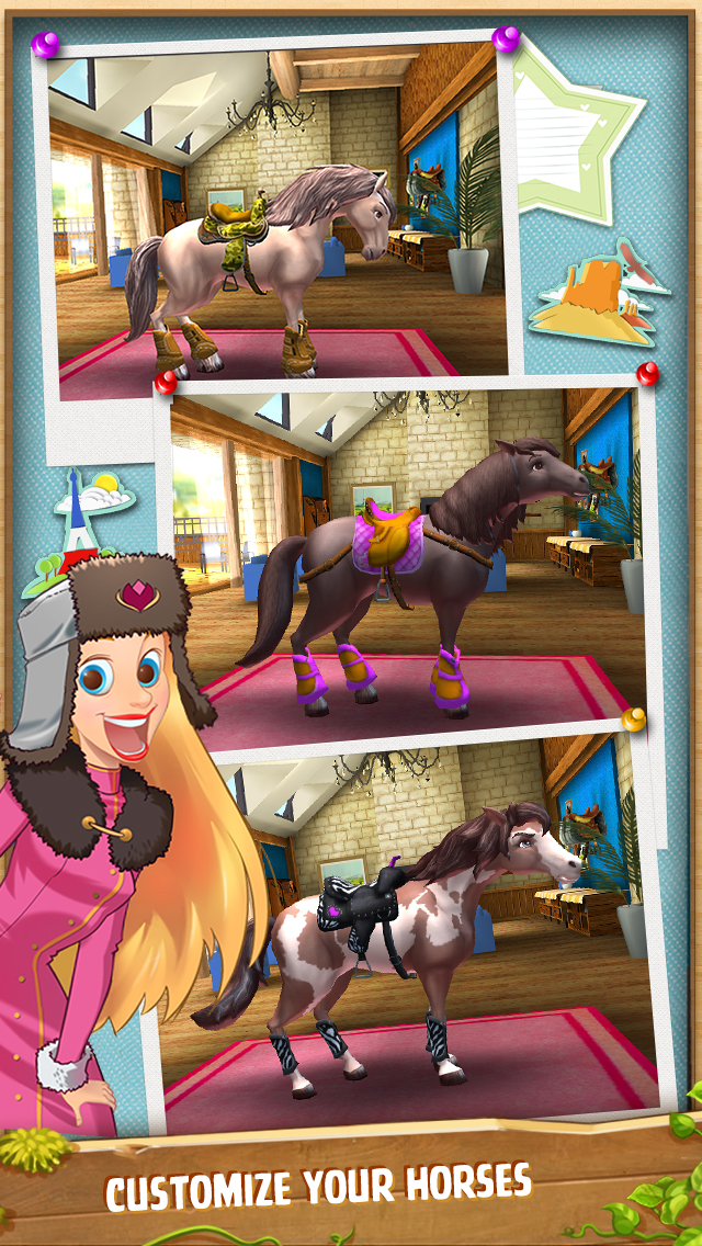 Horse Haven World Adventures screenshot 4