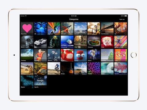 Wallpapers for iOS 8, iPhone 6/Plus screenshot 6