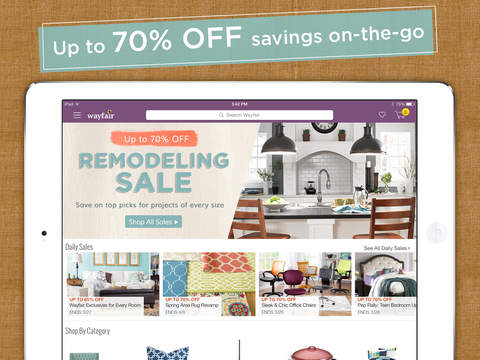 Wayfair – Shop All Things Home screenshot 6