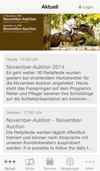 Hannoveraner Verband e.V. screenshot 1