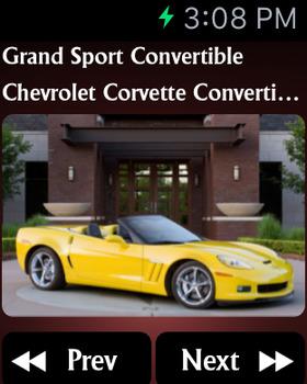 Specs for Chevrolet screenshot 13